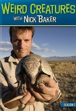 Weird Creatures with Nick Baker - Season 1 (2-DVD)
