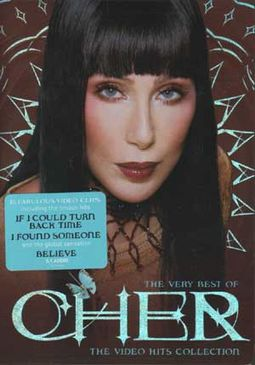 The Very Best Of Cher The Video Hits Collection Dvd 2004