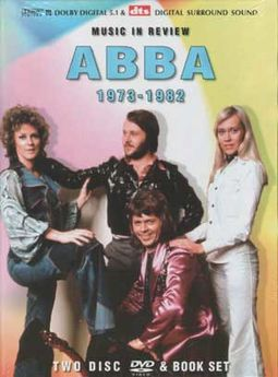ABBA - Music in Review: 1973-1982 (2-DVD)