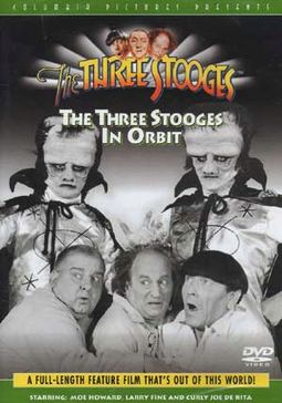 The Three Stooges - Three Stooges in Orbit