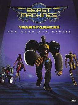 Transformers: Beast Machines - Complete Series