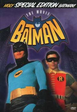 Batman, The Movie (1966) (Special Edition)