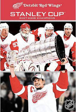 Detroit Red Wings: Stanley Cup 2007-2008 Champions
