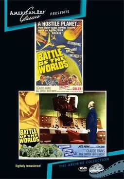 Battle of the Worlds [Import]