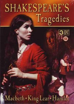 Shakespeare's Tragedies (3-DVD)