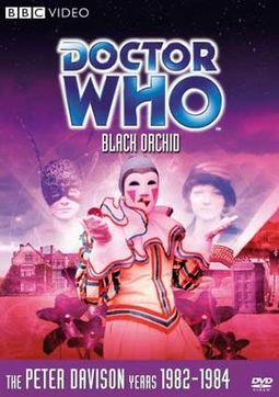 Doctor Who - #120: Black Orchid
