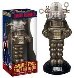 Forbidden Planet - Robby the Robot - Wacky Wobbler