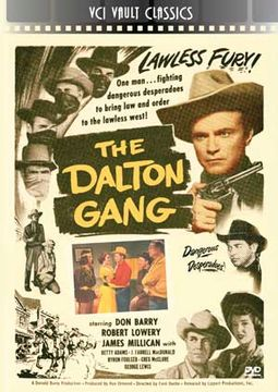 The Dalton Gang (Full Screen)