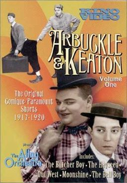 Arbuckle & Keaton, Volume One - The Original