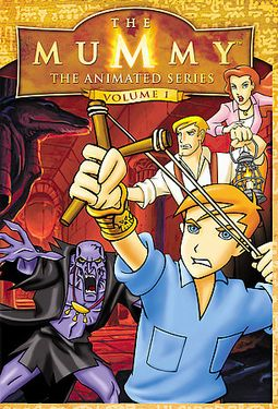The Mummy: The Animated Series - Volume 1