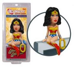DC Comics - Wonder Woman - Computer Sitter -