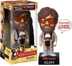 The Hangover - Alan with Baby Talking Wacky