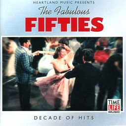 Fabulous Fifties Decade Of Hits Cd 2001 Time Life