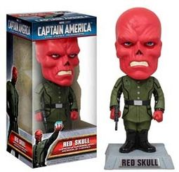 Marvel Comics - Captain America - Red Skull Wacky
