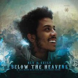Below the Heavens (2-LPs - White Vinyl with Blue