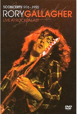 Live at Rockpalast: 5 Concerts, 1976-1990 (3-DVD)