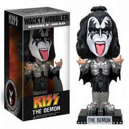 Gene Simmons - The Demon - Wacky Wobbler