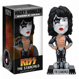 KISS - Paul Stanley - The Starchild - Wacky