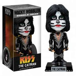 KISS - Peter Criss - The Catman - Wacky Wobbler