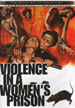 Violence in a Women's Prison (Widescreen)