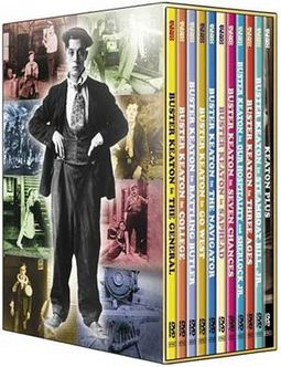 The Art of Buster Keaton (11-DVD)