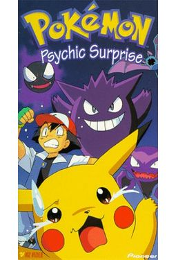Pokemon - Psychic Surprise (3 Episode Collection)