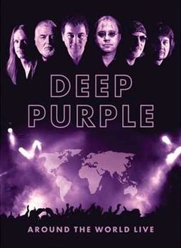 Deep Purple - Around the World Live (4-DVD)