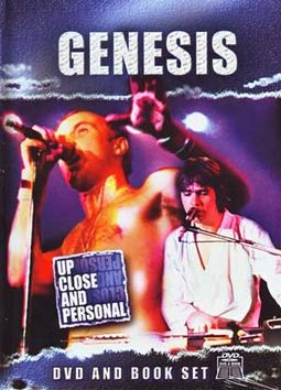 Genesis - Up Close and Personal (DVD+Book)