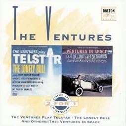 The Ventures Play Telstar - The Lonely Bull (And