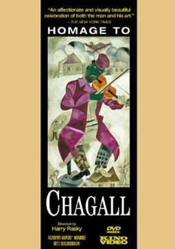 Art - Chagall, Mark - Homage To Chagall