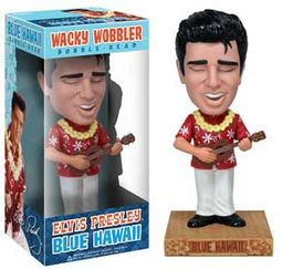 Elvis Presley - Blue Hawaii - Wacky Wobbler