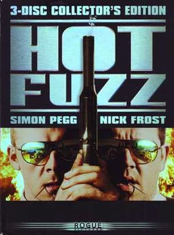 Hot Fuzz (Collector's Edition) (3-DVD)