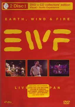 Earth, Wind & Fire - Live In Japan (DVD+CD)