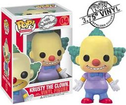 The Simpsons - Krusty the Clown Figure