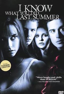 I Know What You Did Last Summer (Widescreen)