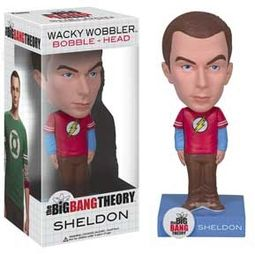 The Big Bang Theory - Sheldon Wacky Wobbler