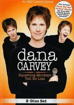 Dana Carvey - Squatting Monkeys Tell No Lies