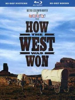 How the West Was Won (Blu-ray, 2-Disc Set Special