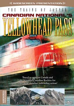 Trains - Canadian National's Yellowhead Pass