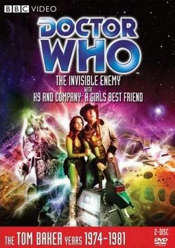 Doctor Who - #093: Invisible Enemy / K9 and