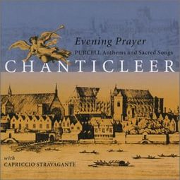 Purcell: Evening Prayer - Anthems & Sacred Songs