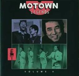 Motown Legends, Volume 4