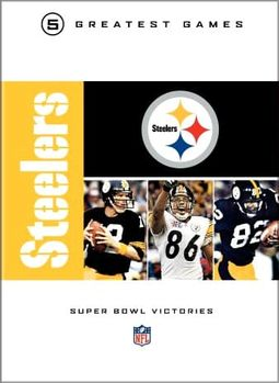 NFL Greatest Games Series - Pittsburgh Steelers