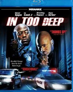 In Too Deep (Blu-ray)