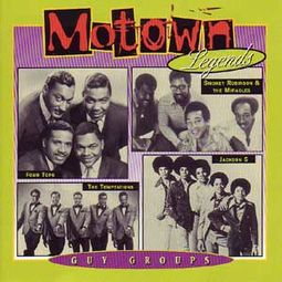 Motown Guy Groups
