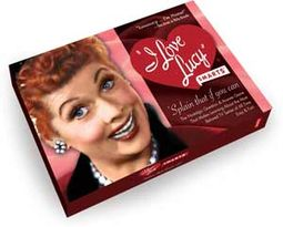 I Love Lucy - Smarts - Trivia Game