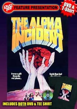 The Alpha Incident (with XL T-Shirt)