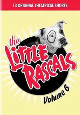 The Little Rascals, Volume 6