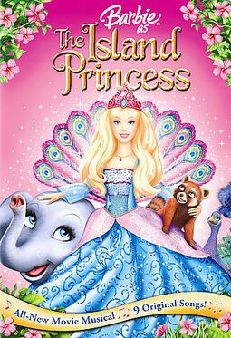 Barbie as the Island Princess (Spanish Audio