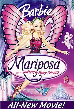Barbie Mariposa (Spanish Audio Included)